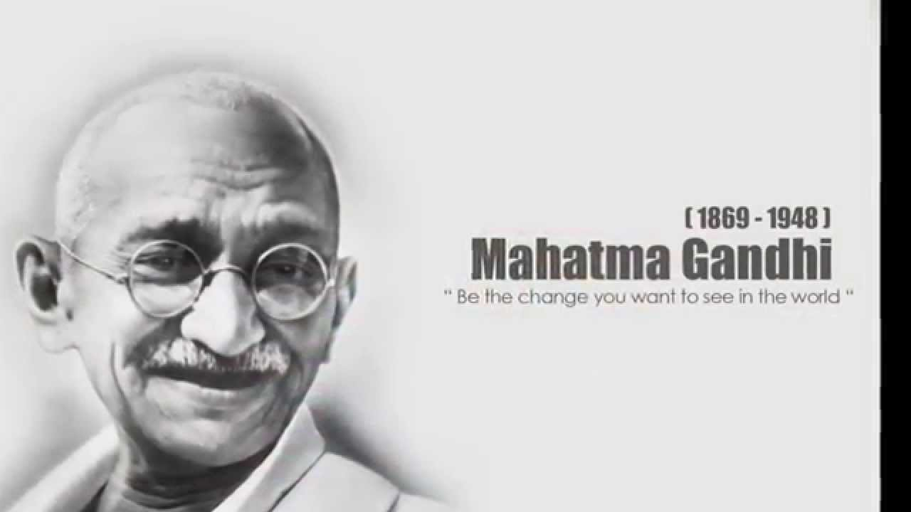 a biography of mahatma gandhi a political activist Mohandas karamchand (mahatma) gandhi  but also influenced political activists of many persuasions throughout the world with his methods and philosophy of .