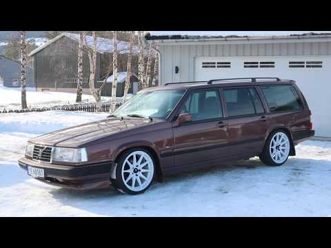 Building A Volvo 940 In 10 Minutes