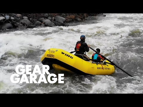 Gear Garage Ep. 59: Wing Inflatables And Stiff Rafts