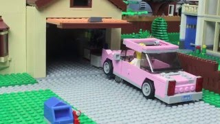 The Simpsons LEGO Movie Couch Gag that FOX should have used(It's The Simpsons meets The LEGO Movie in this series of couch gag intro made in stop motion using only LEGO bricks and minifigs. It was shot with a Canon ..., 2014-03-11T03:15:48.000Z)
