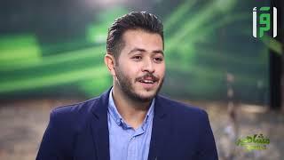 رشوان توفيق يحكي قصة الحج هو وزوجتة