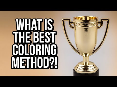 THE BEST DIGITAL COLORING METHOD: a Photoshop comic book coloring tutorial!