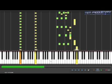 Piano Tutorial: Van Halen - Jump + MIDI Download