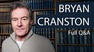 Bryan Cranston | Full Q&A at the Oxford Union