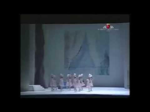 Les Biches by Bronislava Nijinska Vito Mazzeo Teatro dell'Opera di Roma Ballet Russes Festival