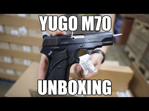 [Unboxing] Yugoslavian M70s In Amazing Condition