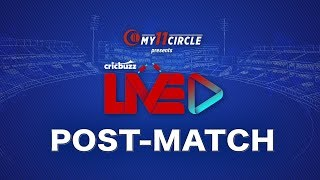 Cricbuzz LIVE: Semi-final 1, India v New Zealand, Post-match show