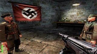 САМАЯ НОСТАЛЬГИЧЕСКАЯ ИГРА ПРО НАЦИСТОВ! Шутер Return to Castle Wolfenstein на ПК