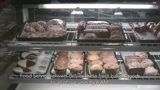 SU Food Services Commissary