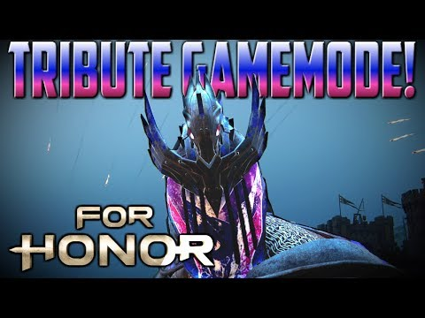 [For Honor] Tribute Gamemode! Warden Gameplay
