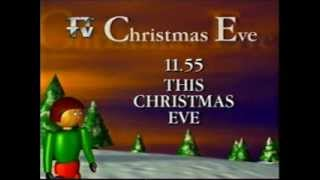 Christmas on ITV Tyne Tees 1995 This Christmas Eve trailer