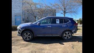 2018 Nissan Rogue - До 10000$ . Авто Из Сша.