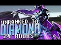 Gosu - Unranked To Diamond In 24 Hours