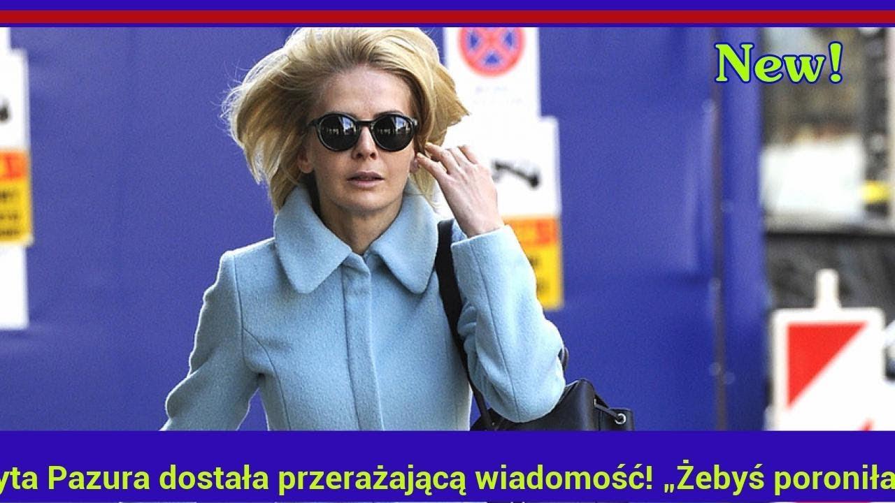 """Edyta Pazura dostała przerażającą wiadomość! """"Żebyś poroniła…""""!"""