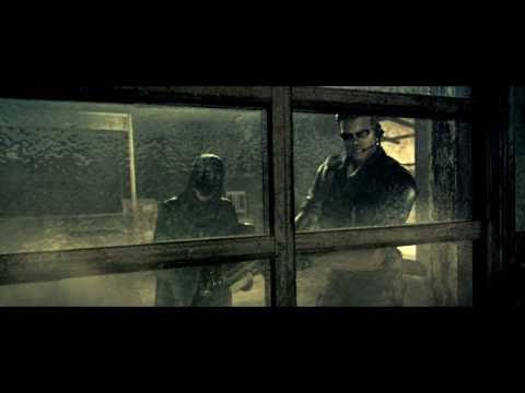 HD Resident Evil 5 : Actually ... who killed the BSAA Dechant !?