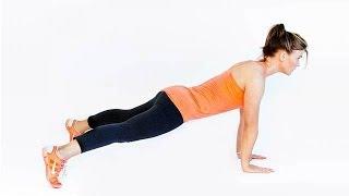 Plank Jacks with Alison Sweeney | Health