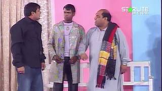 Agha Majid, Akram udass and Naseem Vicky New Pakistani Stage Drama Full Comedy Funny Clip