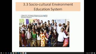 Social Studies Chapter 5 Why is there greater diversity in Singapore (Education System)