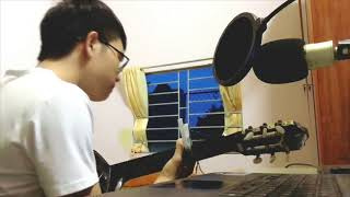 Đừng Quên Tên Anh - Hoa Vinh | Huy Vạc Acoustic Cover