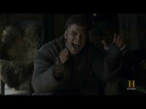 Vikings - Ivar and Floki funny scene