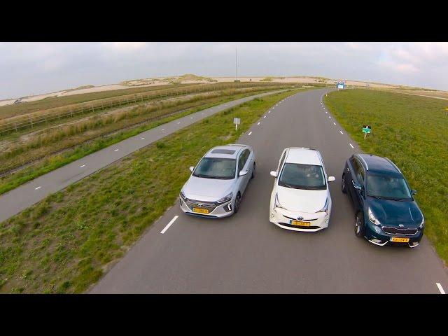 Kia Niro Vs Toyota Prius What Is The Better Hybrid Auto News World