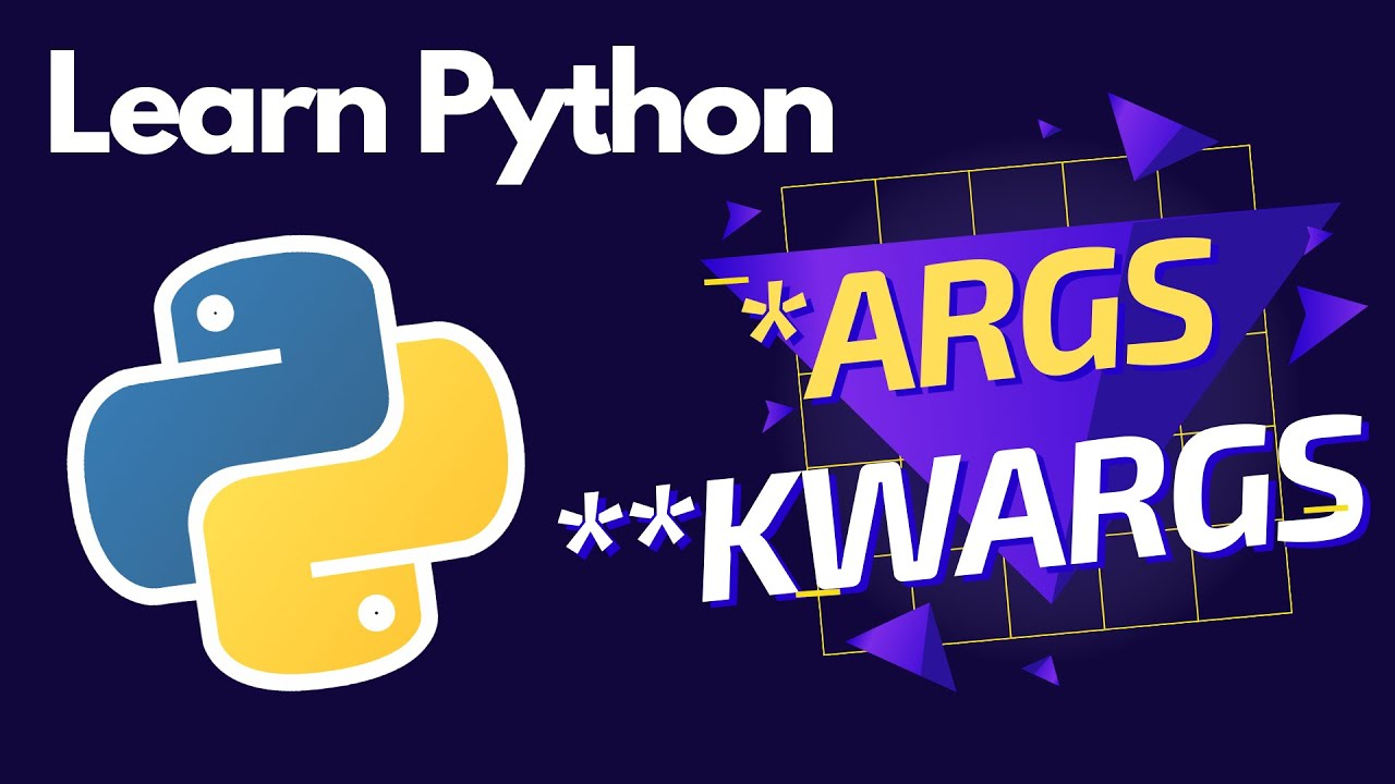 Simple Introduction to args and kwargs in Python | What are *args and **kwargs
