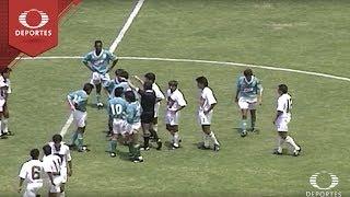 Futbol Retro: Pumas 5 - 1 León - Temporada 1993-94 | Televisa Deportes