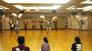 東二番町統一流し踊り
