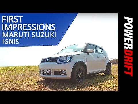 Why the New Maruti Suzuki Ignis could be for you : PowerDrift