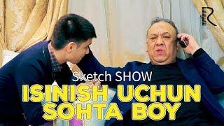 Sketch SHOW - Isinish uchun sohta boy (hajviy ko'rsatuv)