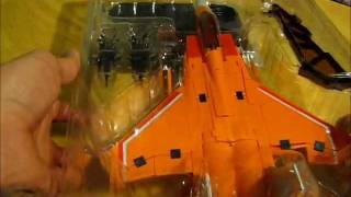 Transformers iGear PP03S Storm not Masterpiece Sunstorm Unboxing and Review