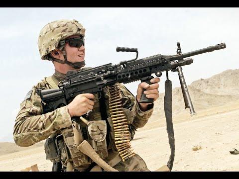 Ametralladora FN Mk48 7,62mm (Belgica)
