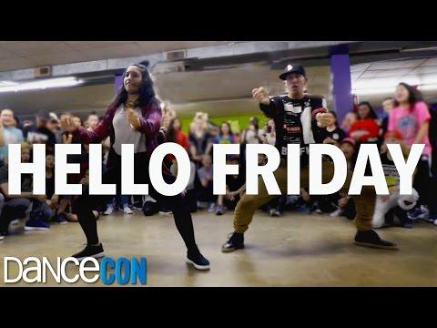 "DANCECON Ep. 2 | ""HELLO FRIDAY"" - Flo Rida ft Jason Derulo | @MattSteffanina (DALLAS)"