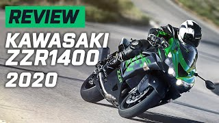 Kawasaki ZZR1400 Review (2020) | Saying Sayonara To A Legend | Visordown.com