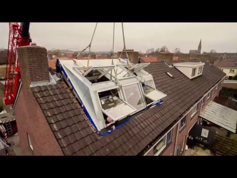 Velux Dakkapel Serre : Luxbox serre youtube
