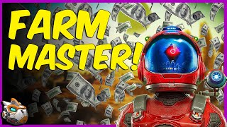How to Start a Mineral Extractor Farm | No Man's Sky Beyond Update 2019
