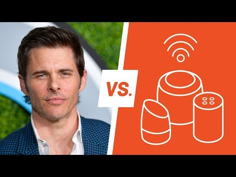 James Marsden asks robots to google him in