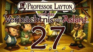 Professor Layton und das Vermächtnis von Aslant Part 27: Der große El-Rojo