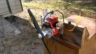 Homelite 25CC air boat engine Wayne