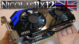 MSI NVIDIA GeForce GTX 660 Ti Power Edition 2GB GDDR5 Graphics Card Review