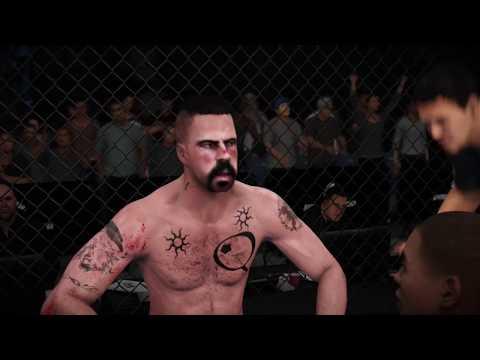 Yuri Boyka Vs Hulk Full Fight - EA SPORTS UFC 3