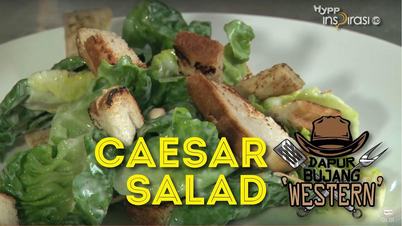 Dapurbujang Western Caesar Salad