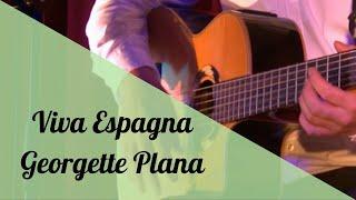 Chanson française Viva Espagna! de Georgette Plana.