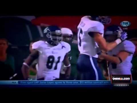 Jordan Taylor profiled on KTVD-TV Denver