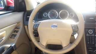 2007 Volvo XC90 V8, red - Stock# M1400261 - Interior