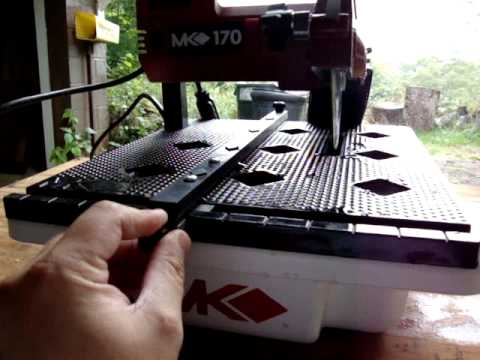 Tile Cutting Saw Mk170