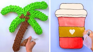 Mesmerizing Cupcake Decorating Tutorials | Fun and Simple Cupcake Recipes | So Yummy Cake
