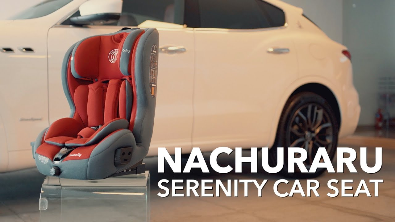 Baby Car Seat For Sale Philippines Singapore Car Accessories Product Video Nachuraru Serenity Car Seat Nachuraru Pte Ltd