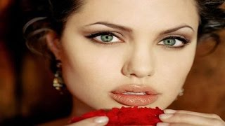 【 银幕巨星】安吉丽娜 朱莉 :绝世佳人双面吉娃的狂野滥情