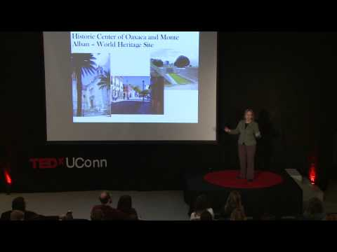 Oaxaca Streetchildren Grassroots: Health Literacy in Action | Kathleen Smith-Wenning | TEDxUConn